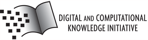 Digital and Computational Knowledge Initiative Logo